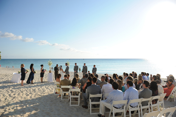 cayman islands wedding Seven Mile Beach, Grand Cayman Destination Wedding