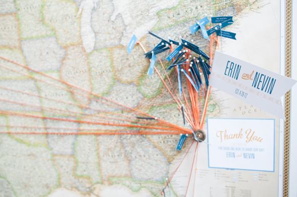 destination wedding maps