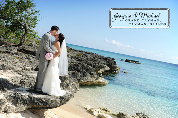 grand cayman cayman islands wedding Seven Mile Beach, Grand Cayman Destination Wedding