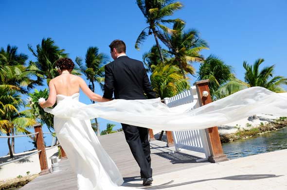 grand cayman weddings Rebecca Davidson