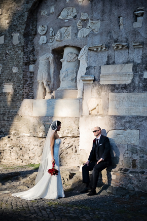 italy rome wedding photographer
