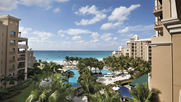 luxury resorts grand cayman
