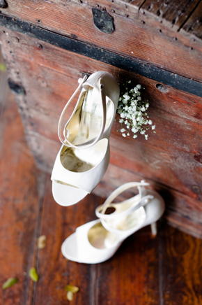 peep toe bridal shoes Bellefield Great House, Montego Bay, Jamaica Wedding Inspiration