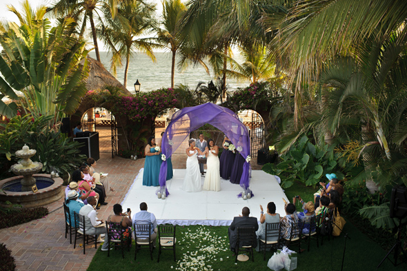 private villa wedding Bucerias Mexico