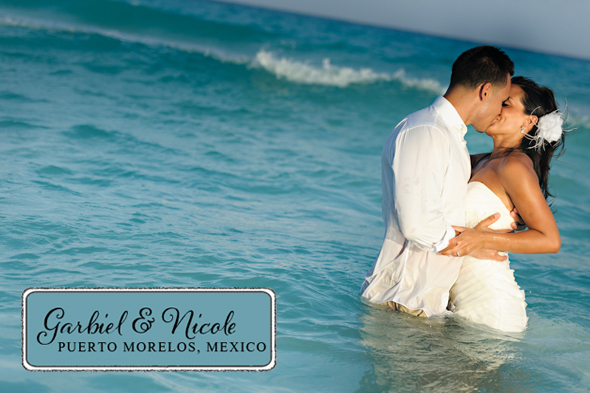 puerto morelos wedding Destiation Wedding in Puerto Morelos, Mexico