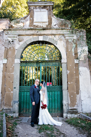 rome italy wedding location