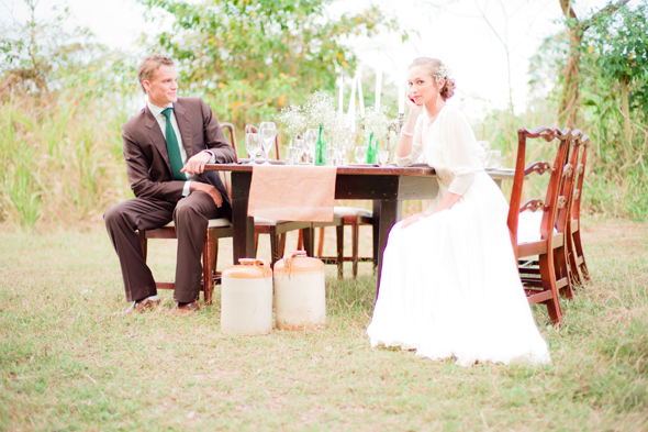 rustic wedding Bellefield Great House, Montego Bay, Jamaica Wedding Inspiration