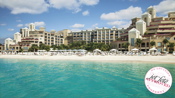 seven mile beach luxury resort Ritz Carlton Grand Cayman, Cayman Islands