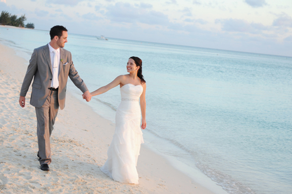 wedding in grand cayman Seven Mile Beach, Grand Cayman Destination Wedding