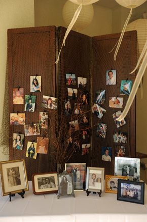 wedding photo boards