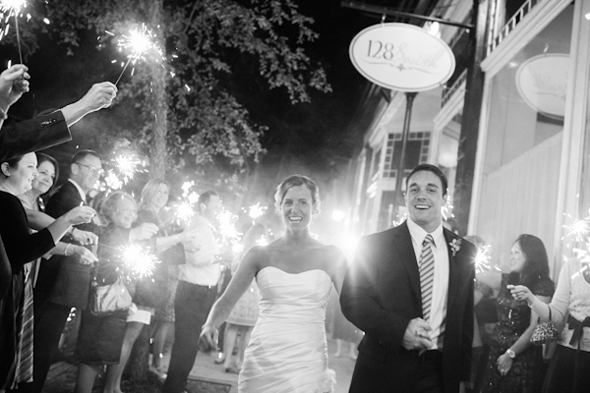 wedding sparklers Map Inspired Destination Wedding Re Run