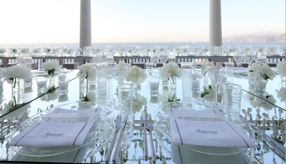 capri wedding planners