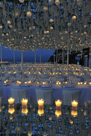 celebrity wedding in italy Formal Destination Wedding in Italy