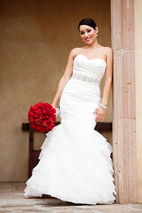 destination wedding dresses mexico Destination Wedding in Rosarito, Mexico