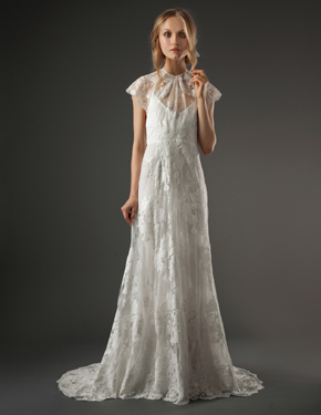 elizabeth fillmore bridal gown
