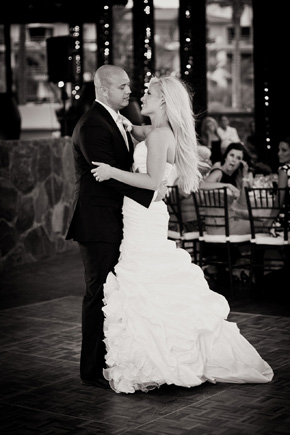 first dance photos Cabo Azul Resort Destination Wedding in Mexico