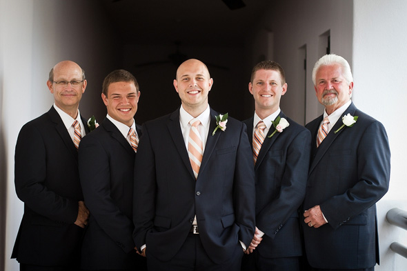 groomsmen suits Cabo Azul Resort Destination Wedding in Mexico