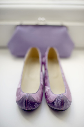 lavender wedding shoes Destination Wedding in Sintra, Portugal