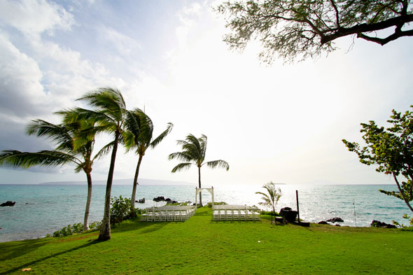 Maui hawaii destination wedding the destination wedding for Maui wedding locations