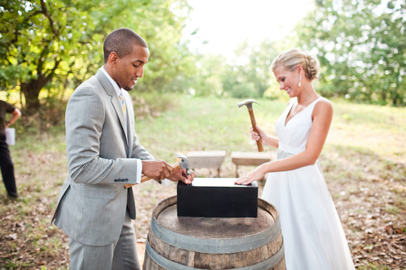 Rustic Elopement In Springfield Mo The Destination