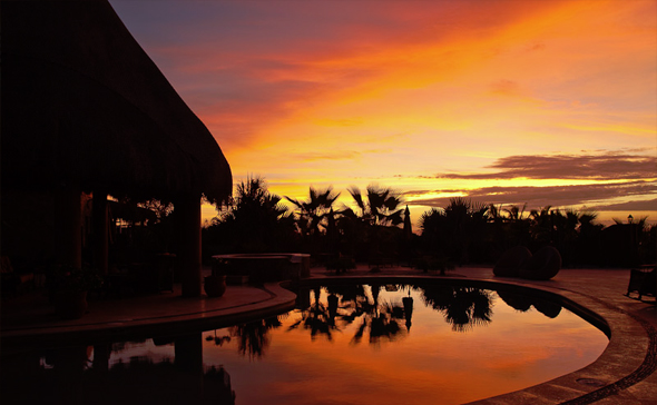 boutique hotels los cabos Rancho Pescadero Wedding Location in Todos Santos, Mexico