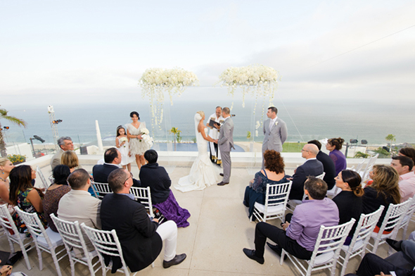 cabo destination weddings1 Cabo San Lucas Villa Destination Wedding