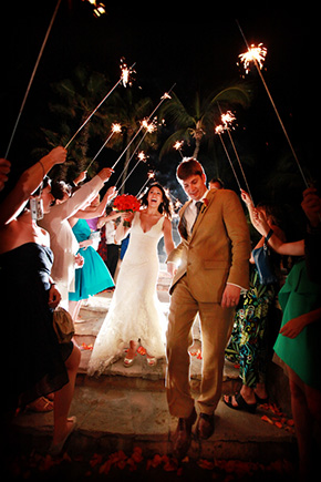 cabo wedding sendoff One&Only Palmilla Destination Wedding