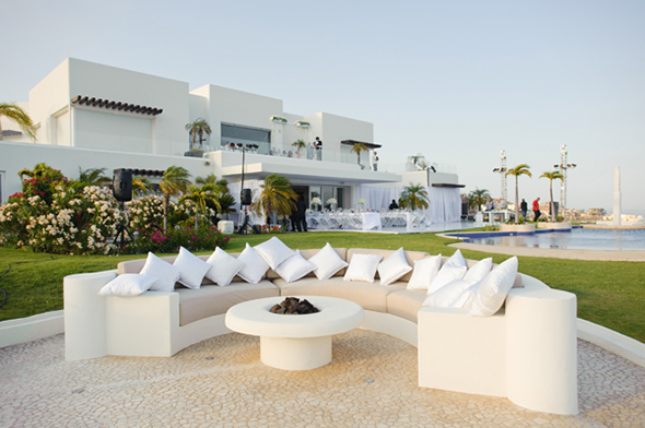 cabo wedding villas Cabo San Lucas Villa Destination Wedding