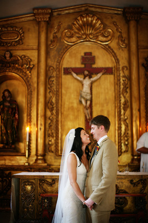 church wedding in cabo One&Only Palmilla Destination Wedding