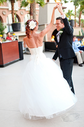 first dance songs Lake Las Vegas Destination Wedding