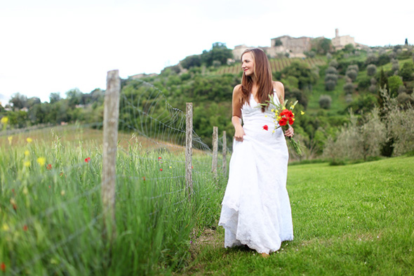 italy destination weddings Tuscany, Italy Bridal Portrait Photo Shoot