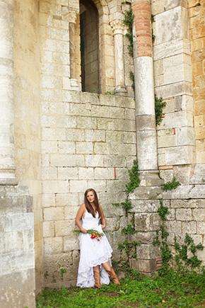 italy wedding photographers Tuscany, Italy Bridal Portrait Photo Shoot