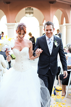 las vegas destination wedding1 Lake Las Vegas Destination Wedding