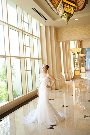 las vegas luxury resort wedding Four Seasons Las Vegas Destination Wedding