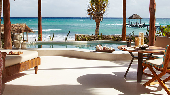 luxury resorts riviera maya