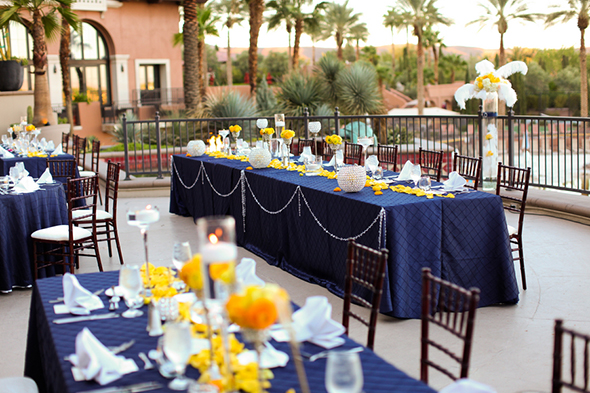 purple weddings Lake Las Vegas Destination Wedding