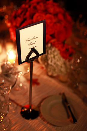 red wedding One&Only Palmilla Destination Wedding