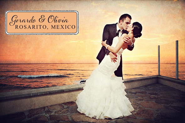 Destination Wedding In Rosarito Mexico