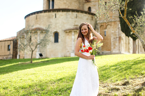 tuscany wedding Tuscany, Italy Bridal Portrait Photo Shoot