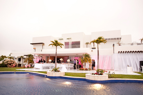 villa wedding in cabo