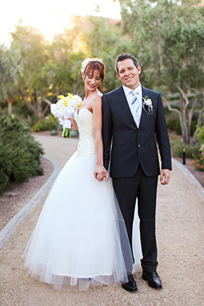 westin las vegas wedding1 Lake Las Vegas Destination Wedding