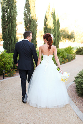 westin las vegas weddings1 Lake Las Vegas Destination Wedding