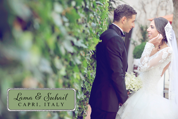 capri italy destination wedding
