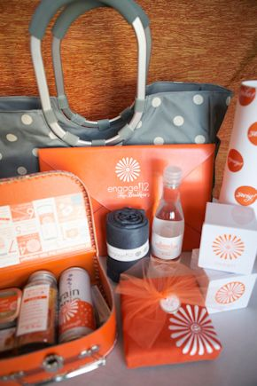 florida welcome bag Destination Wedding Welcome Bag Ideas