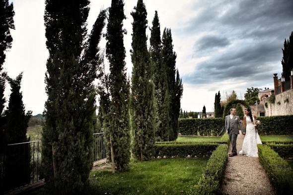 italy wedding locations Intimate Destination Wedding in Tuscany, Italy