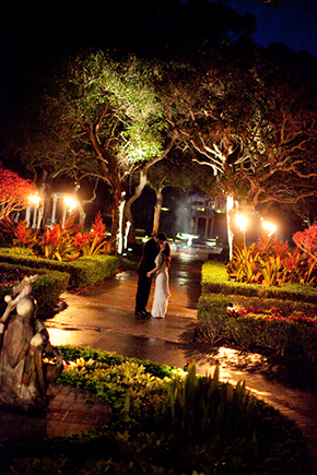 lanai weddings Wedding at the Four Seasons Koele Lodge Lanai, Hawaii