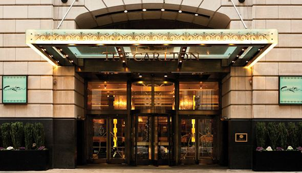 luxury hotels nyc NYC Carlton Hotel Hip New Themed Suites