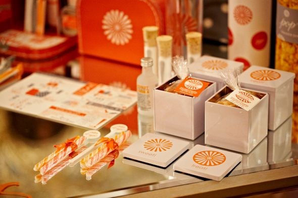 orange and white weddings Destination Wedding Welcome Bag Ideas