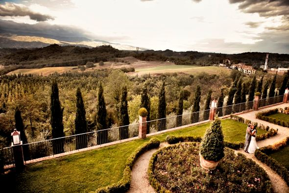 tuscany wedding location Intimate Destination Wedding in Tuscany, Italy