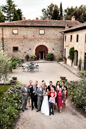 tuscany wedding locations Intimate Destination Wedding in Tuscany, Italy